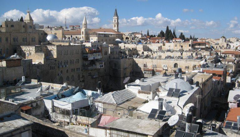أسئلة شائعة حول المدينة القديمة في القدس