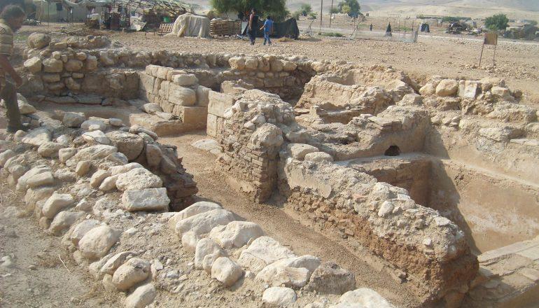 حفريات انقاذ اثرية بالضفة الغربية - (تقريبا) فقط للمستوطنين