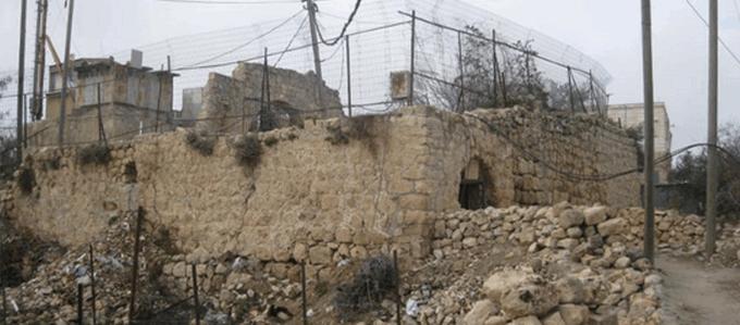 تل رميدة- البارك الأثري في الخليل