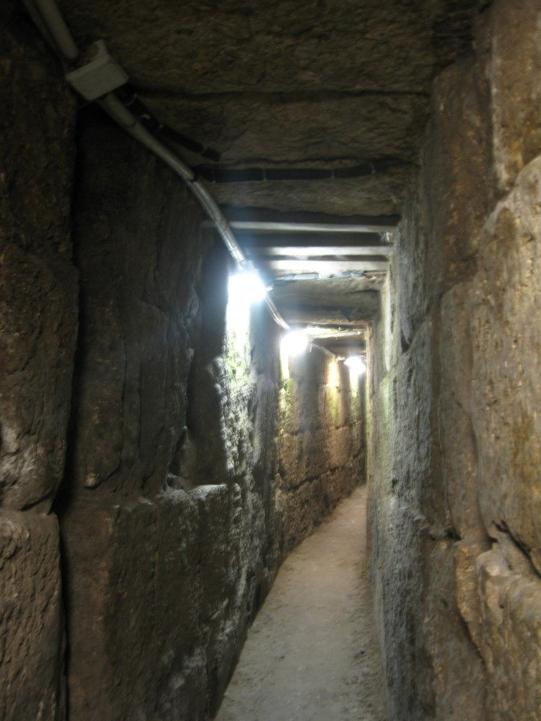 High Court Petition to regulate the religious status of the Western Wall tunnels