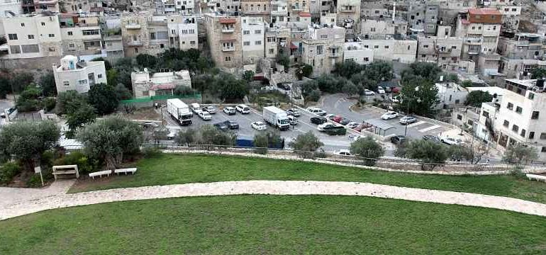 The High Court ordered the State to ensure public spaces for Silwan's residents