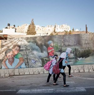 High Court of Justice - Why Public Spaces in the City of David are Closed