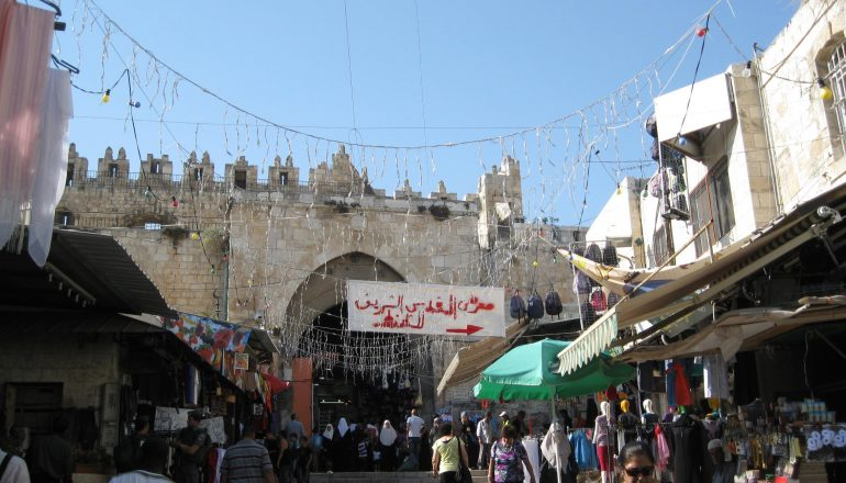 Six Feet Under: The Cultural Heritage of Minorities in Jerusalem