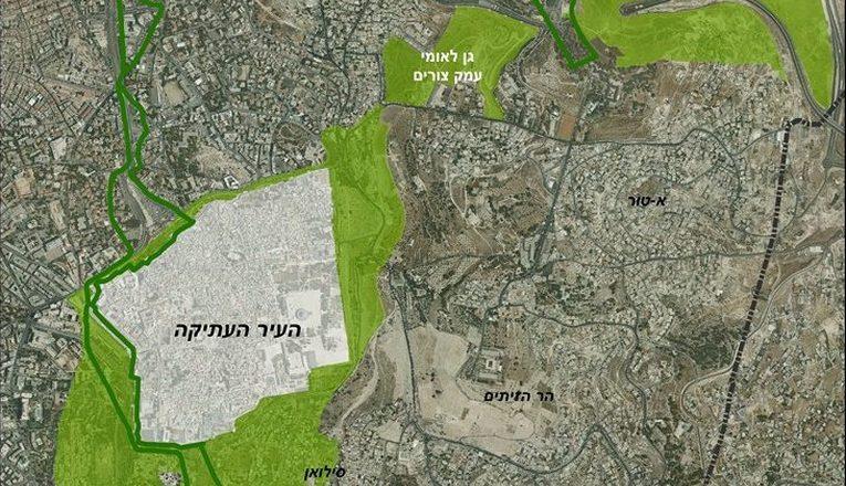 זאב אלקין - השר לענייני ירושלים והגנת הסביבה