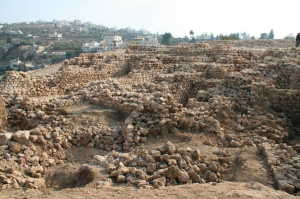 khirbet al yahud in battir