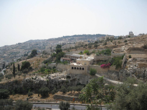 hinnom valley monastery
