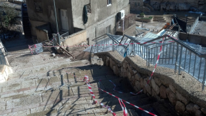 Silwan rain damage