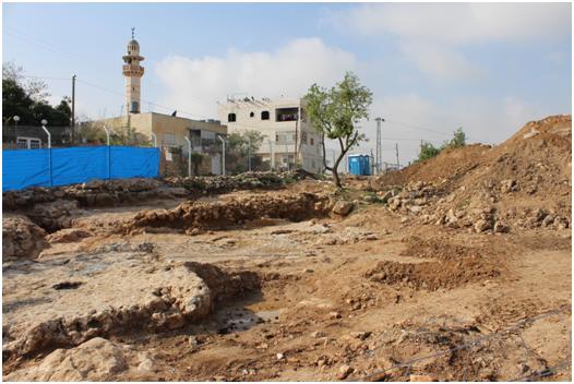 האתר הארכיאולוגי תל רומיידה שבחברון נפתח למבקרים
