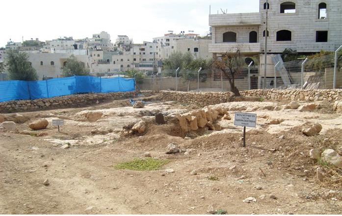 ערעור לעליון - דרישה לשקיפות של הפעילות הארכיאולוגית בגדה המערבית