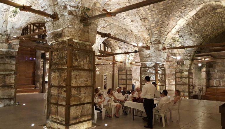 אתר תיירות שמוקדש לכמיהת העם היהודי לירושלים הושק ברובע המוסלמי במתחם ממלוכי מהמאה ה 14